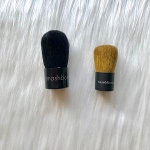 SMASHBOX BAREMINERALS Brush Duo!